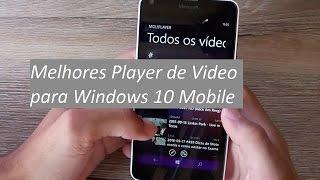 Melhores Player de Vídeo para Windows Phone 8.1 e 10 - Lumia 640(Leia a Descrição▽ Se Gostaram do Vídeo. De um Like / Inscreva-se :) Baixe o Aplicativo do Canal Windows ..., 2016-10-04T16:58:24.000Z)
