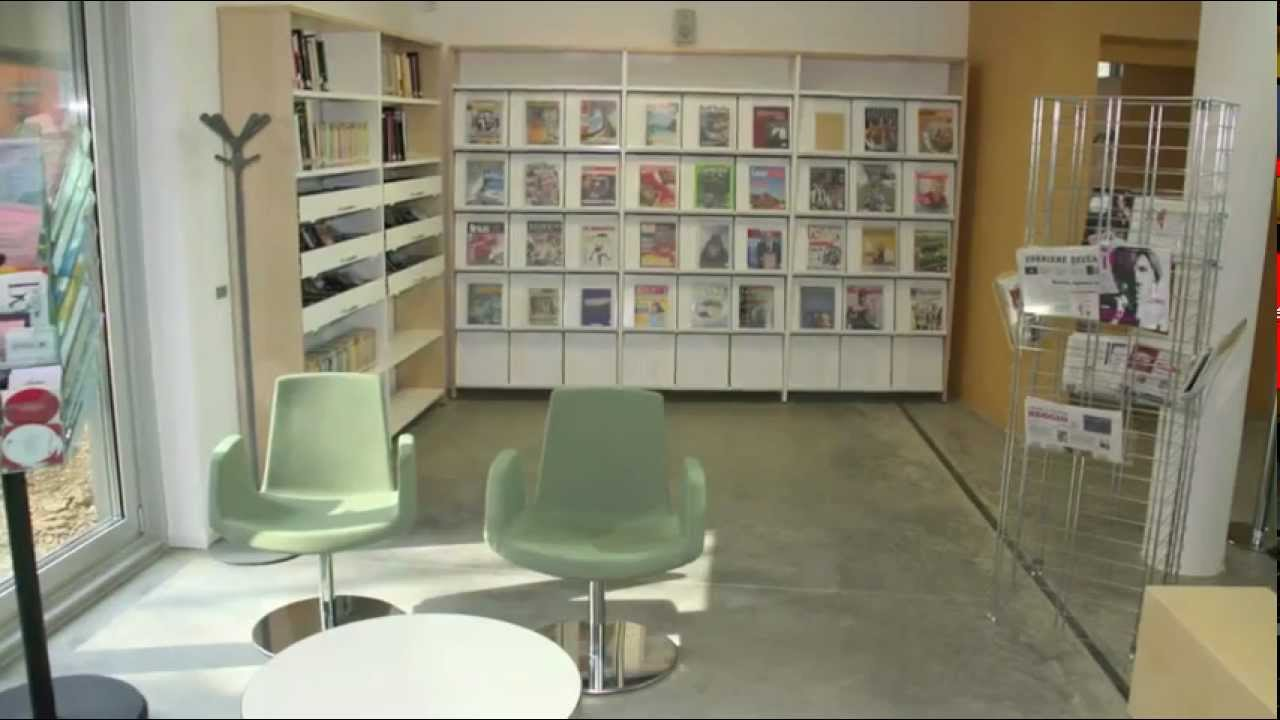 Schulz Speyer Albinea Public Library, Italy