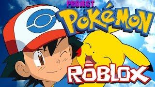 ROBLOX Gameplay Live Stream ( Projet Pokemon Hunting Rare Pokemon (fr) ROBLOX PROJECT POKEMON