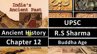 RS SHARMA CH 12   Society Buddha age