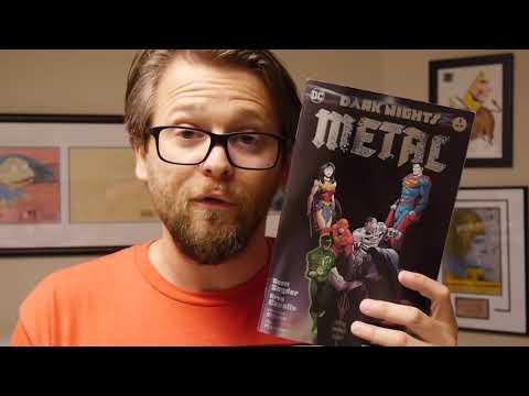 DC Comics Review: Dark Nights: Metal #1