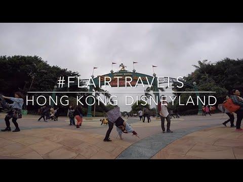 Booked Hong Kong Disneyland with Klook - Flair Travels