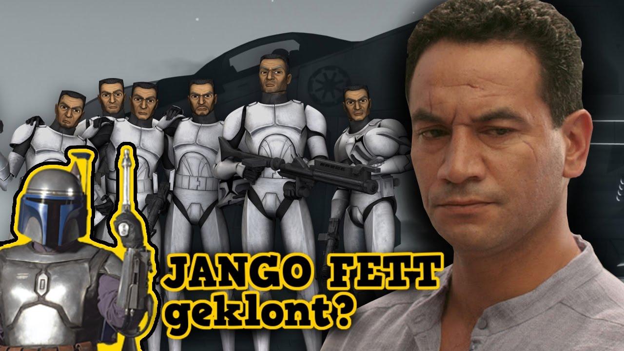 Warum wurde JANGO FETT als Klon-Vorlage gewählt? [Legends] - YouTube