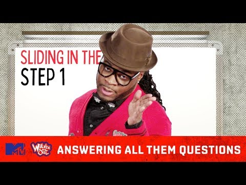 Emmanuel Hudson Shows You the Right Way To Slide In DM's 🏊 | Wild 'N Out
