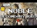 Octopath Traveler - Which Secondary Job Should You Pick? PART ONE: NOBLE