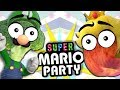 Mario Party, But Explained With Food