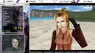 Final Fantasy VIII Speedrun - Any% (7:32:48)[PC]