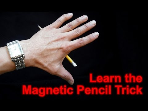Vote No On How To Do The Magnetic Pen Cap Trick Magic