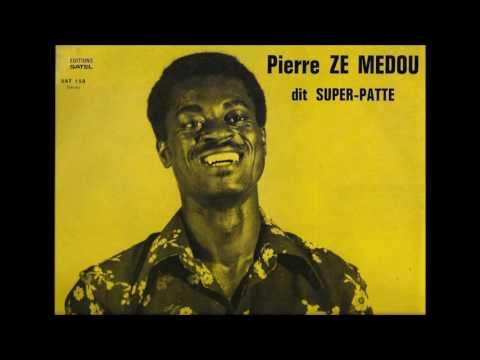 Pierre Ze Medou dit Super Patte - edin ene tort (Satel  SAT158)