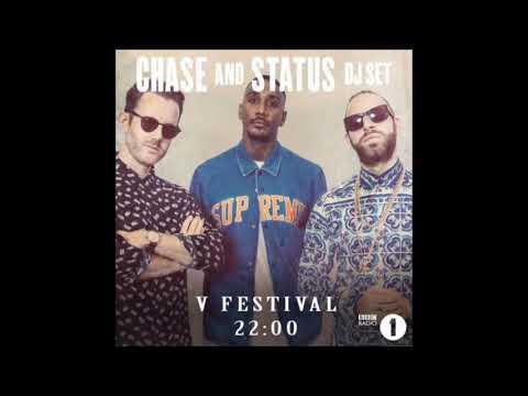 Chase & Status @ BBC Radio 1 V Fest - 18.08.2017