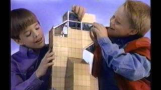 Girder And Panel Toy Commercial (1995)