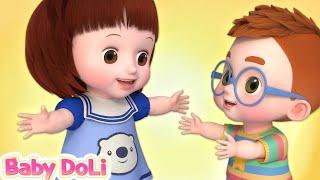 Baby Doli Hug Time Song | Baking cookie | Nursery Rhymes for kids