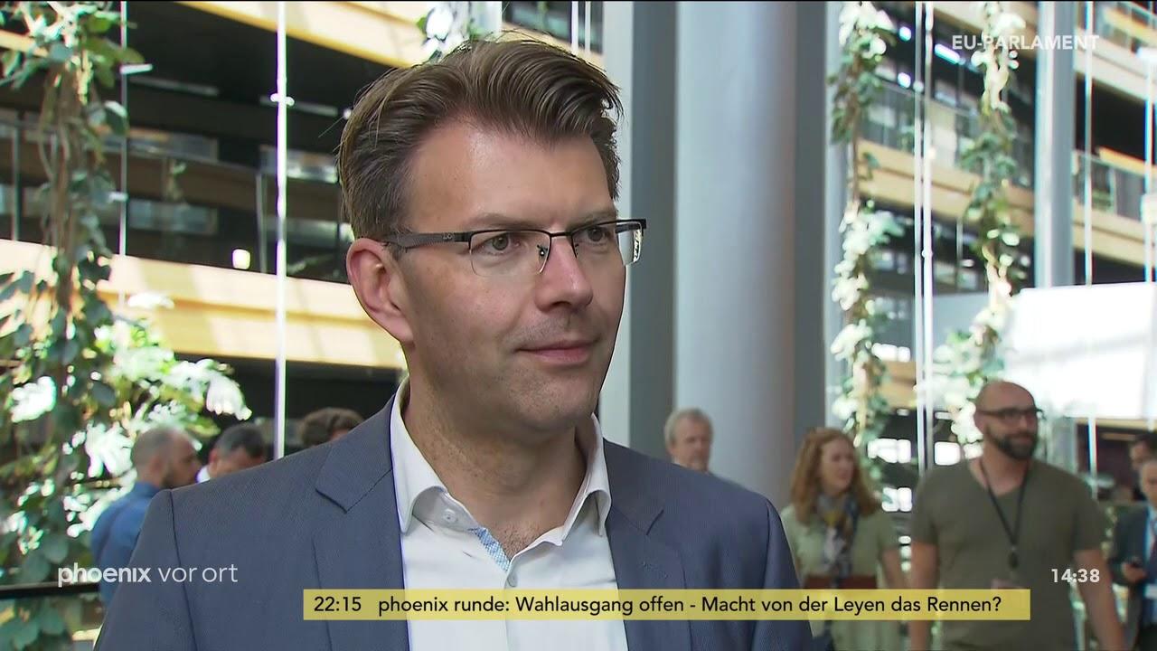 Download Daniel Caspary zur Nominierung Ursula von der Leyens zur EU-Kommissionsspitze am 16.07.19