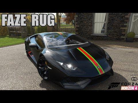 Forza Horizon 4 - Faze Rug Gucci