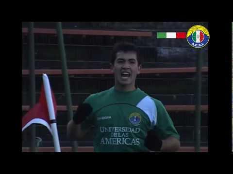 Gol de Carlos Villanueva a D. Puerto Montt   Campeonato Apertura 2007