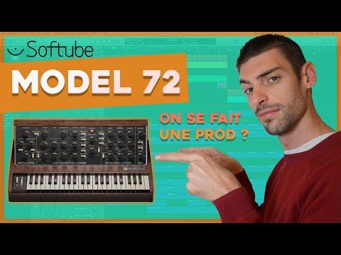 Softube Model 72 : une émulation du Minimoog réussite ?