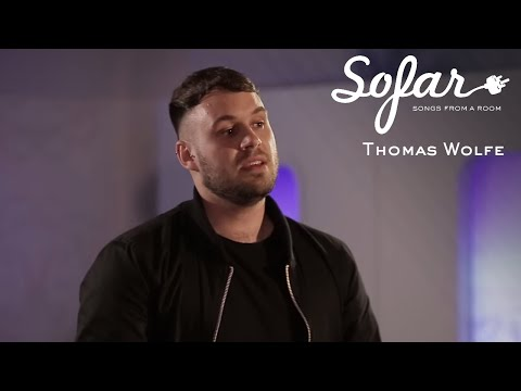 Thomas Wolfe - Losing My Mind | Sofar London