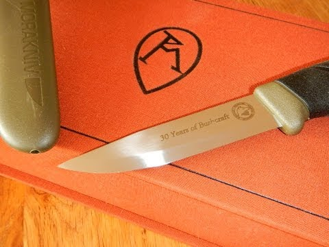 Mora Edition Ray Mears Unboxing