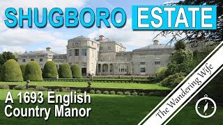 🇬🇧 STAFFORD, ENGLAND: 1693 English Country Estate ✈️ 🇬🇧 | TRAVEL VLOG #0035
