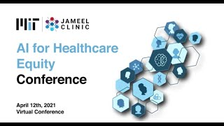 AI for Healthcare Equity Conference Preview