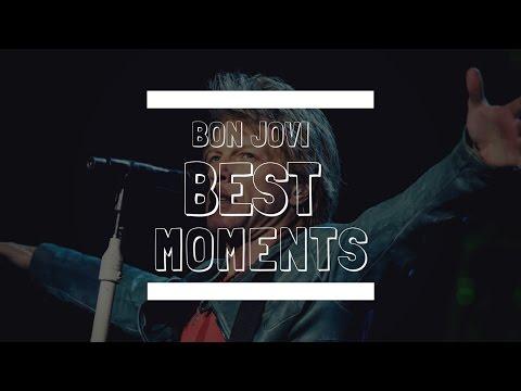 BON JOVI ⭐️ BEST MOMENTS
