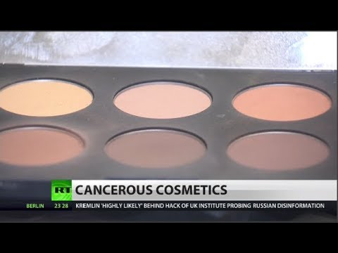 Andi and Kenny  - More Makeup Being Recalled for Asbestos