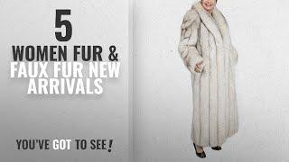 Hot New Arrivals Women Fur & Faux Fur [2018]: Tendler everythingPosh Blue Fox Fur Coat
