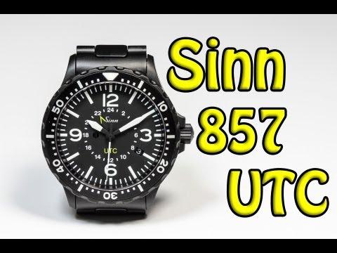 Sinn 857 UTC - super tough watch!