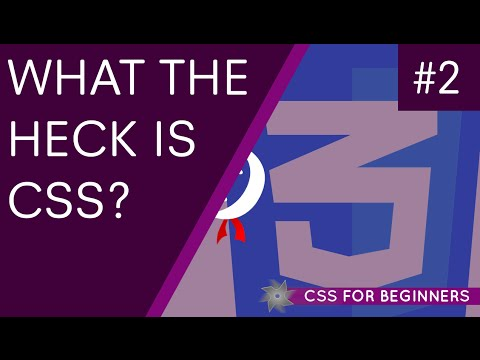 CSS Tutorial For Beginners - What is CSS?