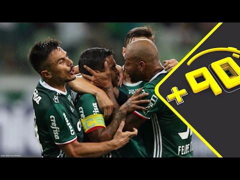 Vitória do Palmeiras, Luis Fabiano no Vasco, Pratto relacionado e mais - +90 #13