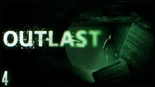 Outlast | Let's Play #4 | JUUUUMPSCARE!