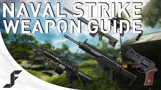Naval Strike Weapons Guide - Battlefield 4