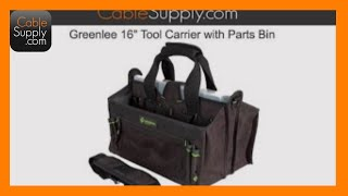 Greenlee 16  Tool Carrier 102953