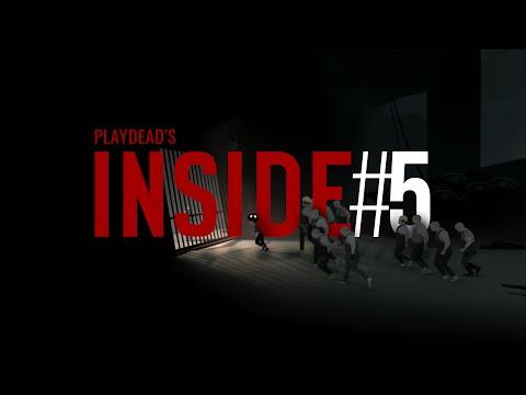 INSIDE #5 - Sigam-me Os Bons! | Xbox One Gameplay Em Português BR