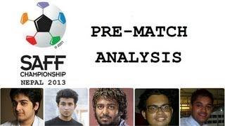 Pre-Match Analysis: Maldives vs India - Semifinal 2 - SAFF Championship 2013