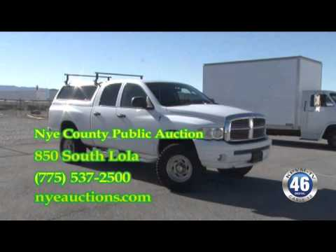 12/29/2015 Nye County Public Auction