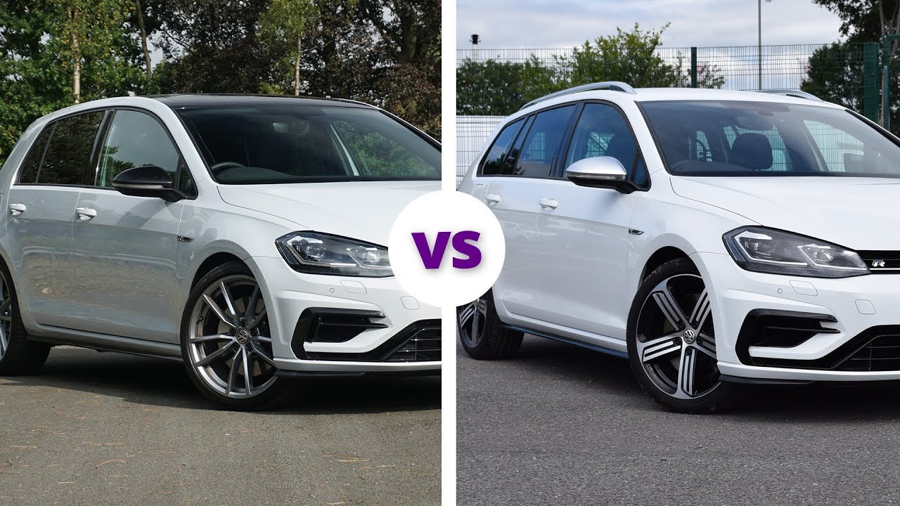 Pearl Vs Metallic Car Paint >> 011 | Golf R Pure White vs Golf R White Silver | COMPARISON - YouTube