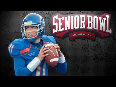Senior Bowl 1-on-1: Is Kellen Moore too short to play QB in the NFL?