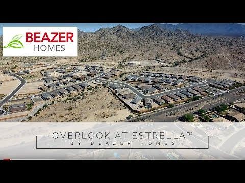 Beazer Homes - Overlook At Estrella - Goodyear, AZ 85338 HD
