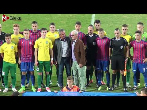 UEFA YOUTH LEAGUE U -19   Vllaznia -  Zimbru