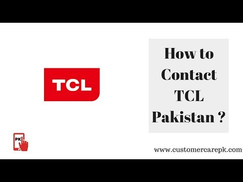 Tcl Pakistan Customer Care Phone Number Office Address Email Youtube