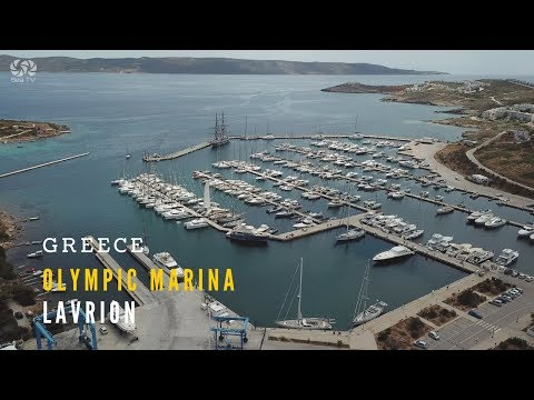 Sail Greece- Olympic Marina Laviron