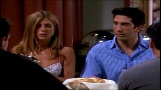 Friends - No Laugh Track 1 (Ross Invited Them All to Watch)