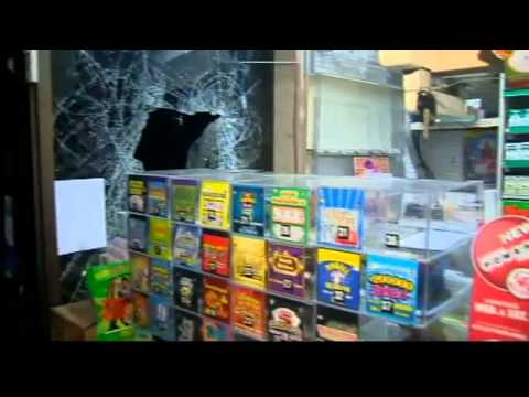 Smash and grabs in Southington, Meriden