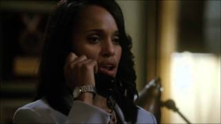 Fitz tells Olivia about Chris Lawrence