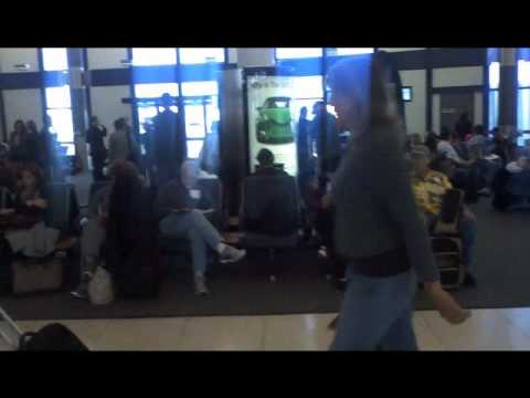 Alaska Airlines New Terminal 6 At Lax Youtube