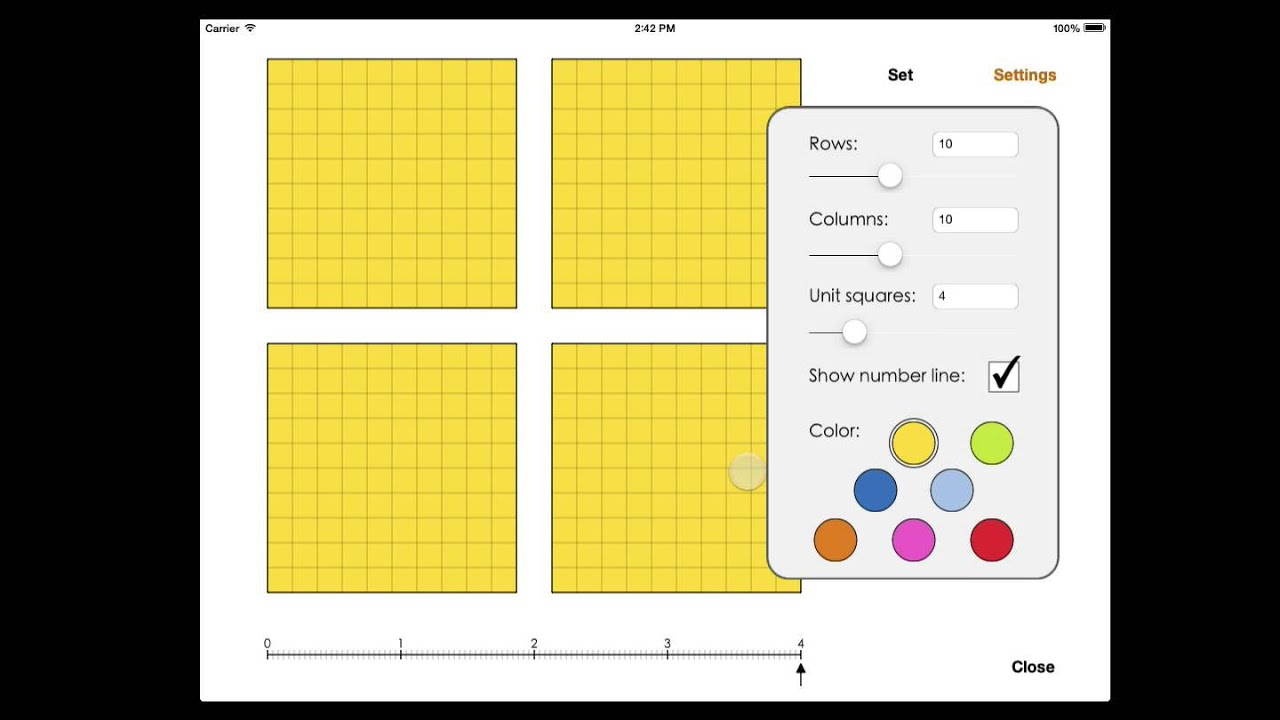 worksheet Visual Fractions visual fractions decimals and percentages app for ipad youtube