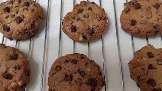 홈베이킹]  초코칩쿠키 만들기  #31 : Chococ…