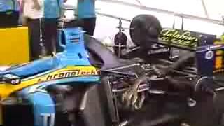 Symphonie moteur Formule 1
