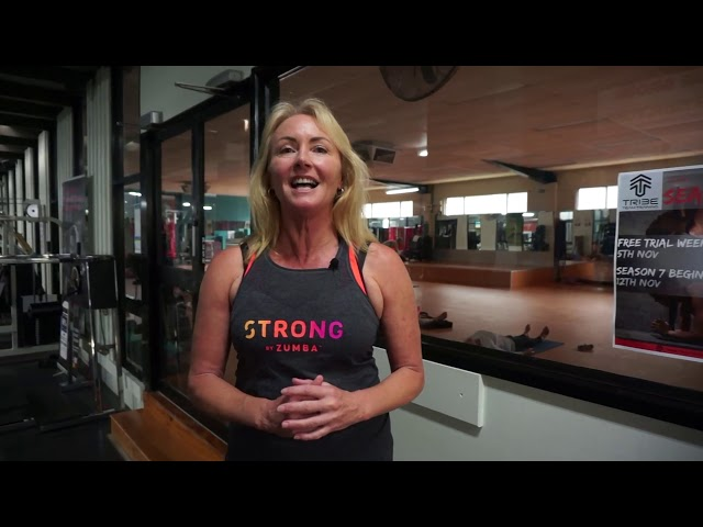 Strong by Zumba with Paula Kontelj
